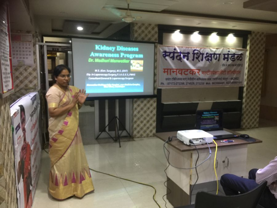 Kidney Diseases Awareness Camp